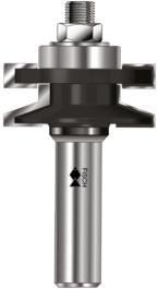 "Reversible Rail & Stile Cutter – Roman Ogee. TCT Type ""B"""