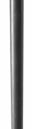Extension to boring bit shank 8 and 10 mm