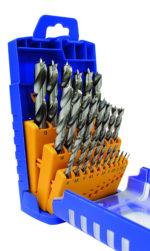 HSS Wood Twist Drill Set - Professional Tool
